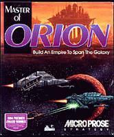 Cover von Master of Orion