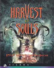 Cover von Harvest of Souls - Stadt der verfluchten Seelen