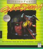 Cover von MissionForce - CyberStorm