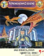 Cover von Moonstone