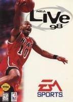Cover von NBA Live 98