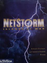 Cover von NetStorm