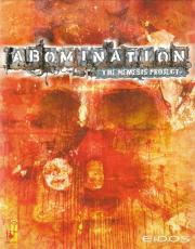Cover von Abomination