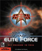 Cover von Star Trek - Voyager: Elite Force