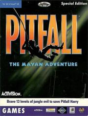 Cover von Pitfall - The Mayan Adventure