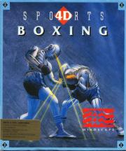 Cover von 4D Sports Boxing
