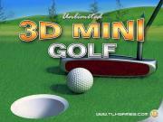 Cover von 3D Minigolf
