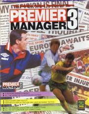Cover von Premier Manager 3