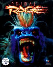 Cover von Primal Rage