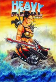 Cover von Heavy Metal FAKK 2