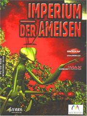 Cover von Imperium der Ameisen