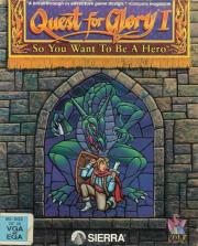 Cover von Quest for Glory 1  - So You Want To Be A Hero