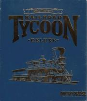 Cover von Railroad Tycoon Deluxe