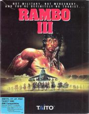 Cover von Rambo 3