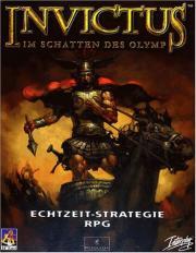 Cover von Invictus - Im Schatten des Olymp