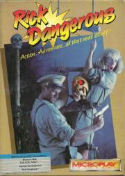 Cover von Rick Dangerous