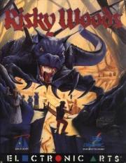 Cover von Risky Woods