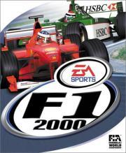 Cover von F1 2000