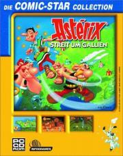 Cover von Asterix - Streit um Gallien