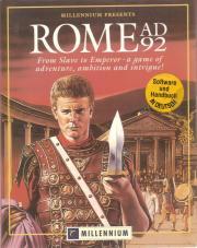Cover von Rome AD 92