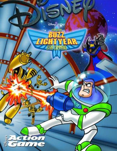 Captain Buzz Lightyear – Star Command