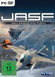 Cover von Jane's Advanced Strike Fighters