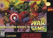 Cover von Marvel Super Heroes - War of the Gems