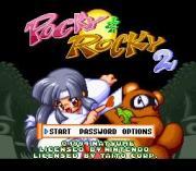 Cover von Pocky and Rocky 2