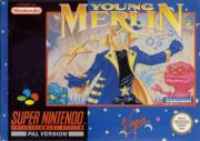 Cover von Young Merlin