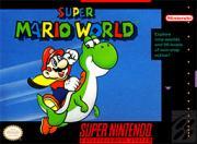 Cover von Super Mario World