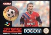 Cover von Lothar Matthäus Super Soccer