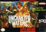 Cover von Uncharted Waters