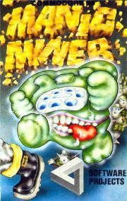 Cover von Manic Miner