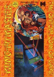 Cover von Kung-Fu Master