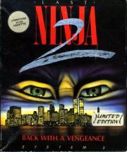 Cover von Last Ninja 2
