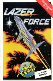 Cover von Lazer Force