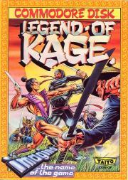 Cover von Legend of Kage