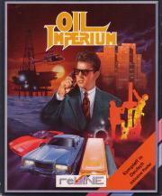 Cover von Oil Imperium