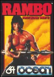 Cover von Rambo - First Blood Part 2