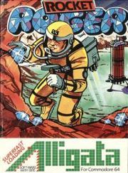Cover von Rocket Roger