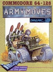 Cover von Army Moves