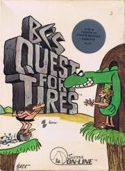 Cover von B.C.'s Quest for Tires