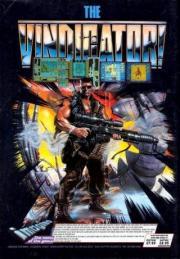 Cover von The Vindicator!