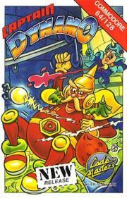 Cover von Captain Dynamo