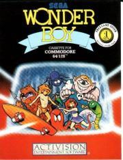 Cover von Wonderboy