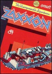 Cover von Zaxxon