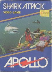 Cover von Shark Attack