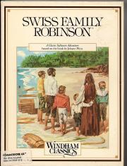 Cover - Swiss Family Robinson (e)