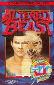 Cover von Altered Beast