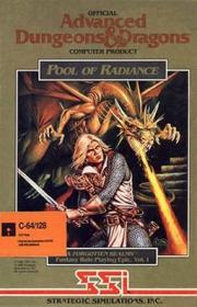 Cover von Pool of Radiance
